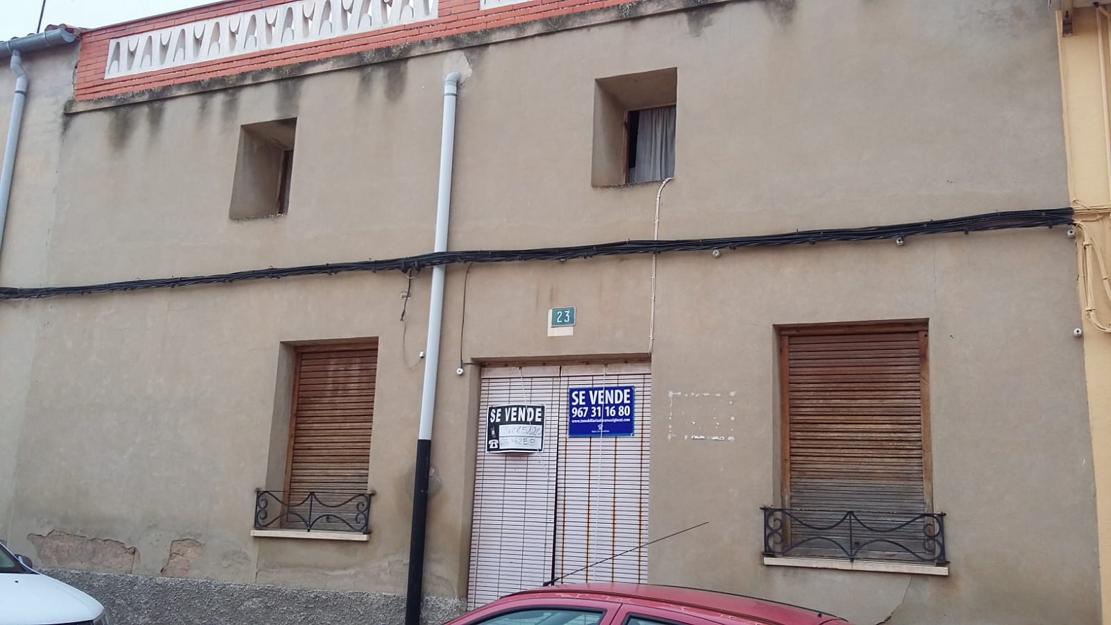 Casa en Calle Callejita