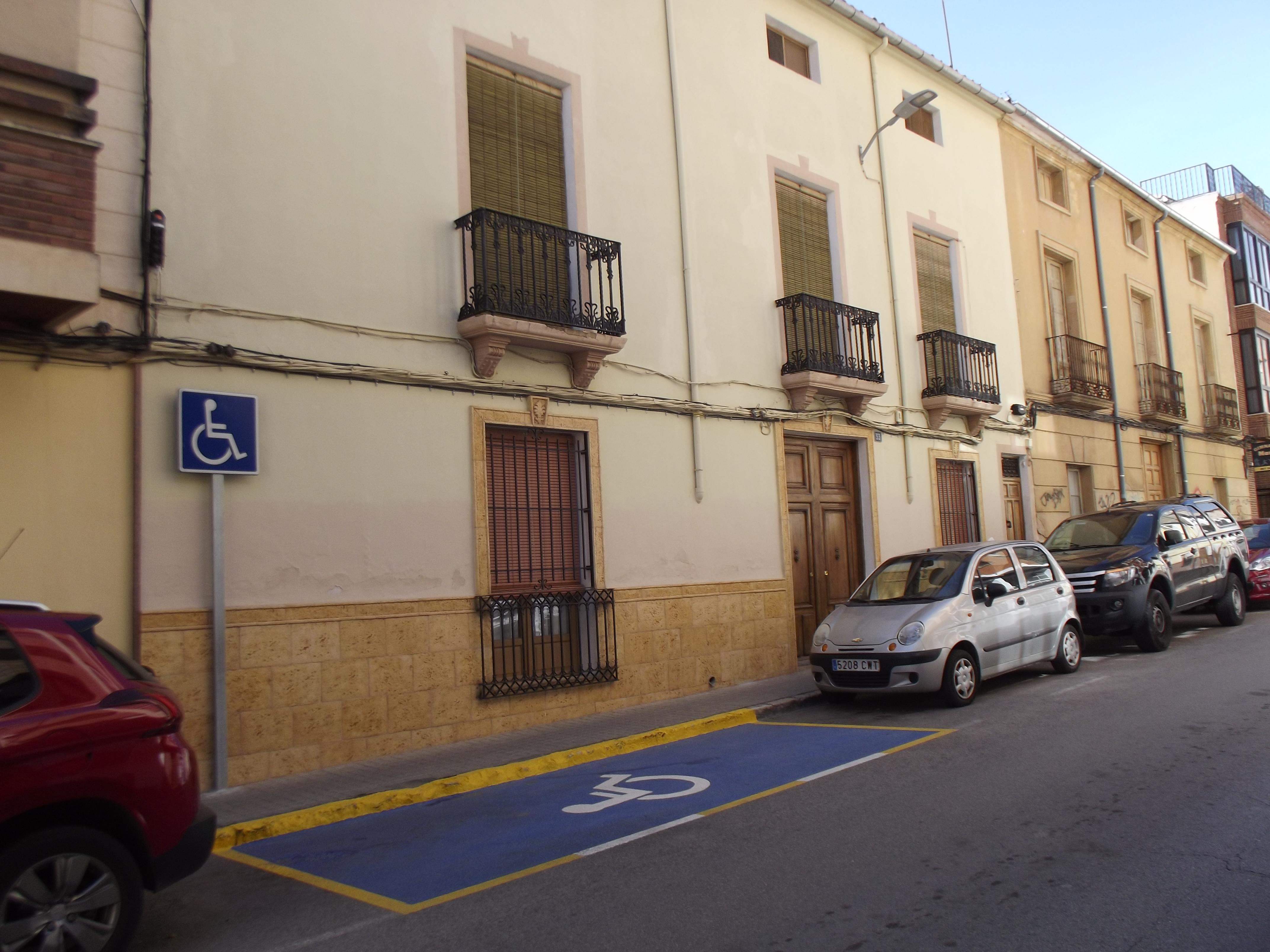 Vivienda en planta baja en Calle Mendizábal