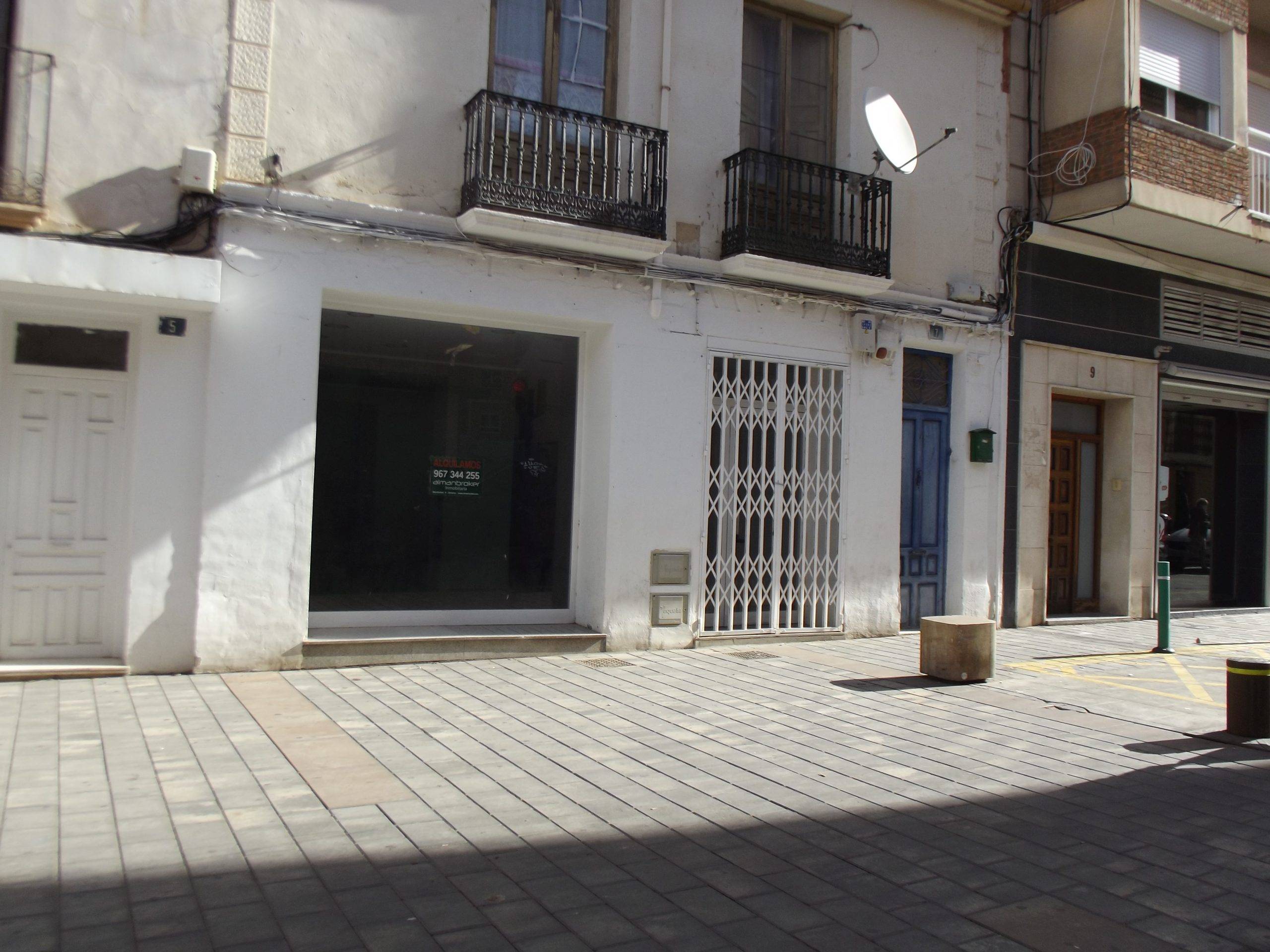 Local comercial en alquiler en calle Ferrero