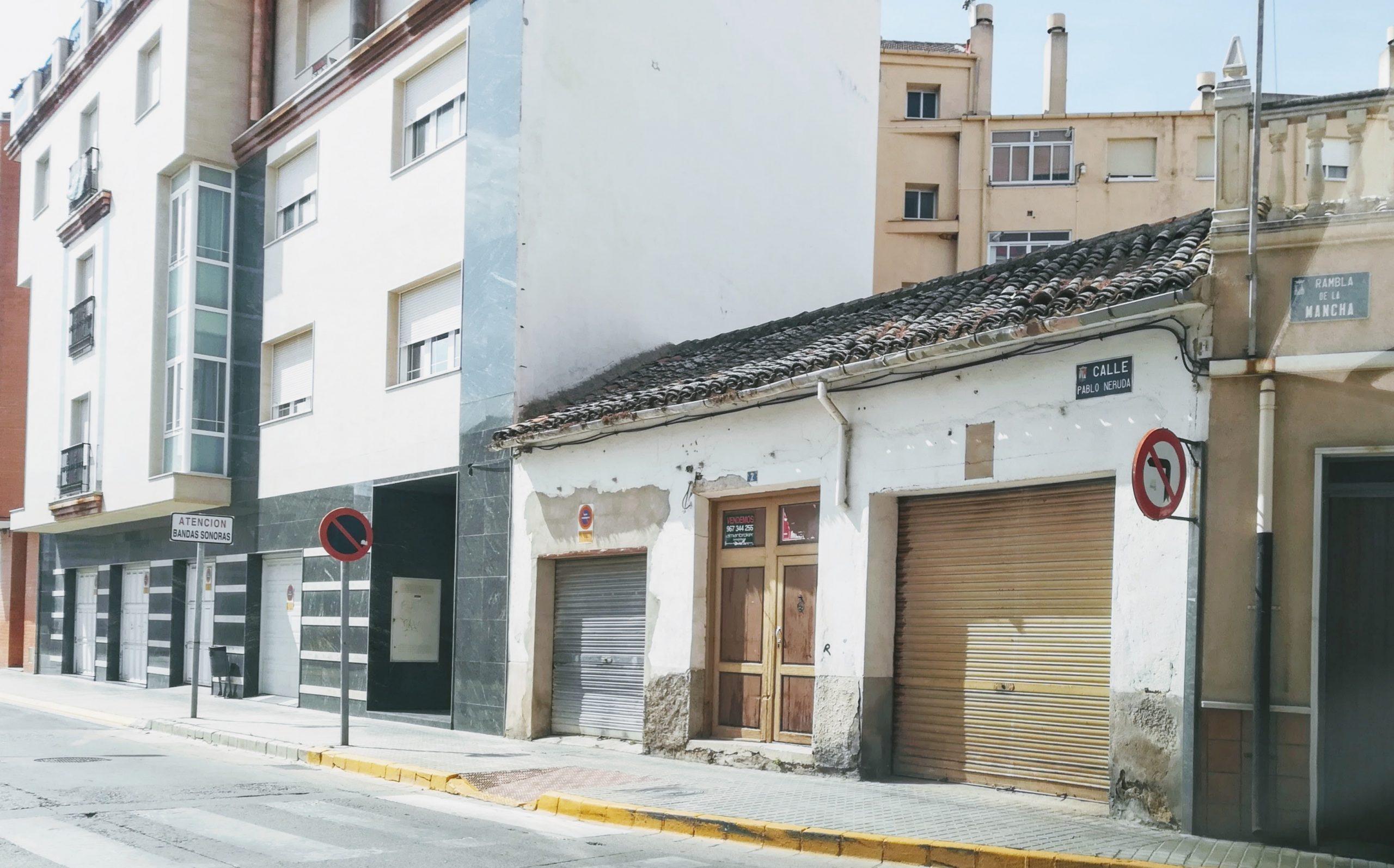 Casa en calle Pablo Neruda