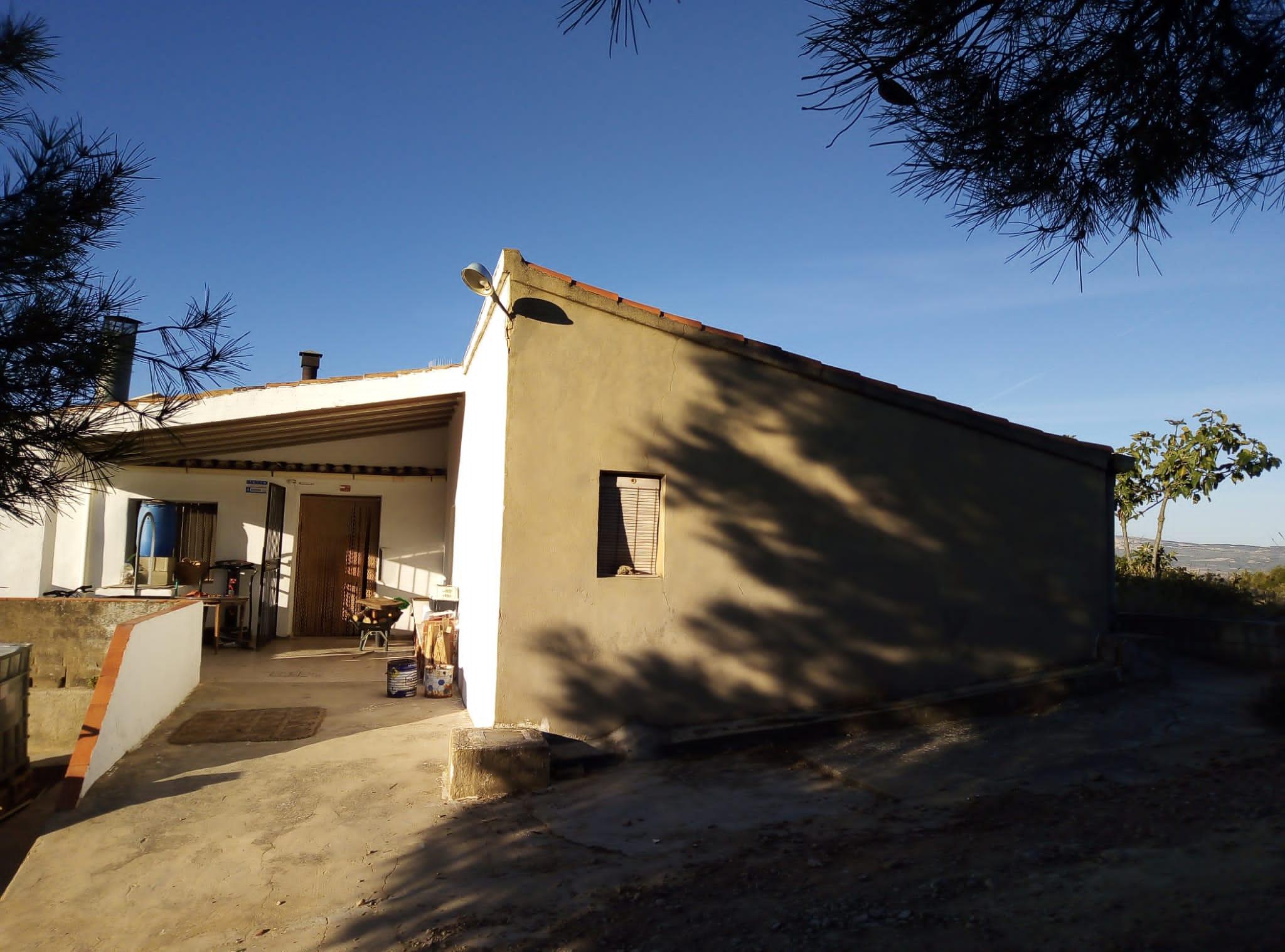 Casa de campo en Paraje Sugel