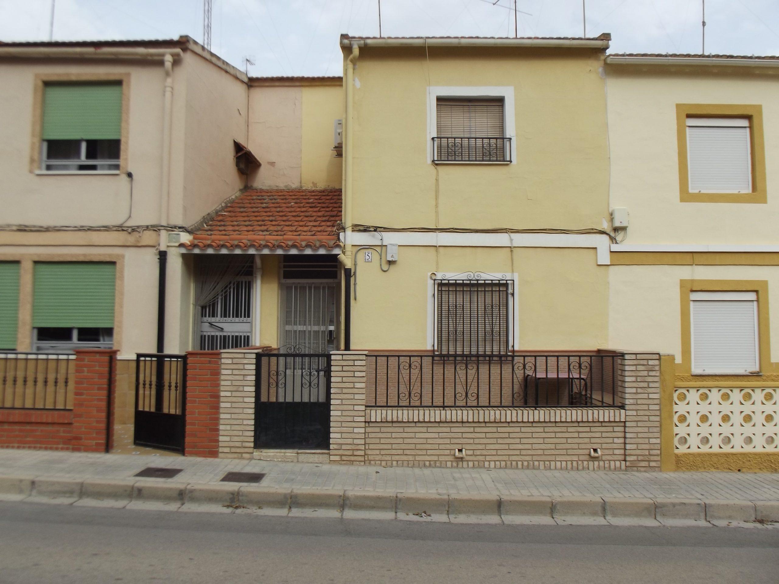 Casa en calle San Crispin