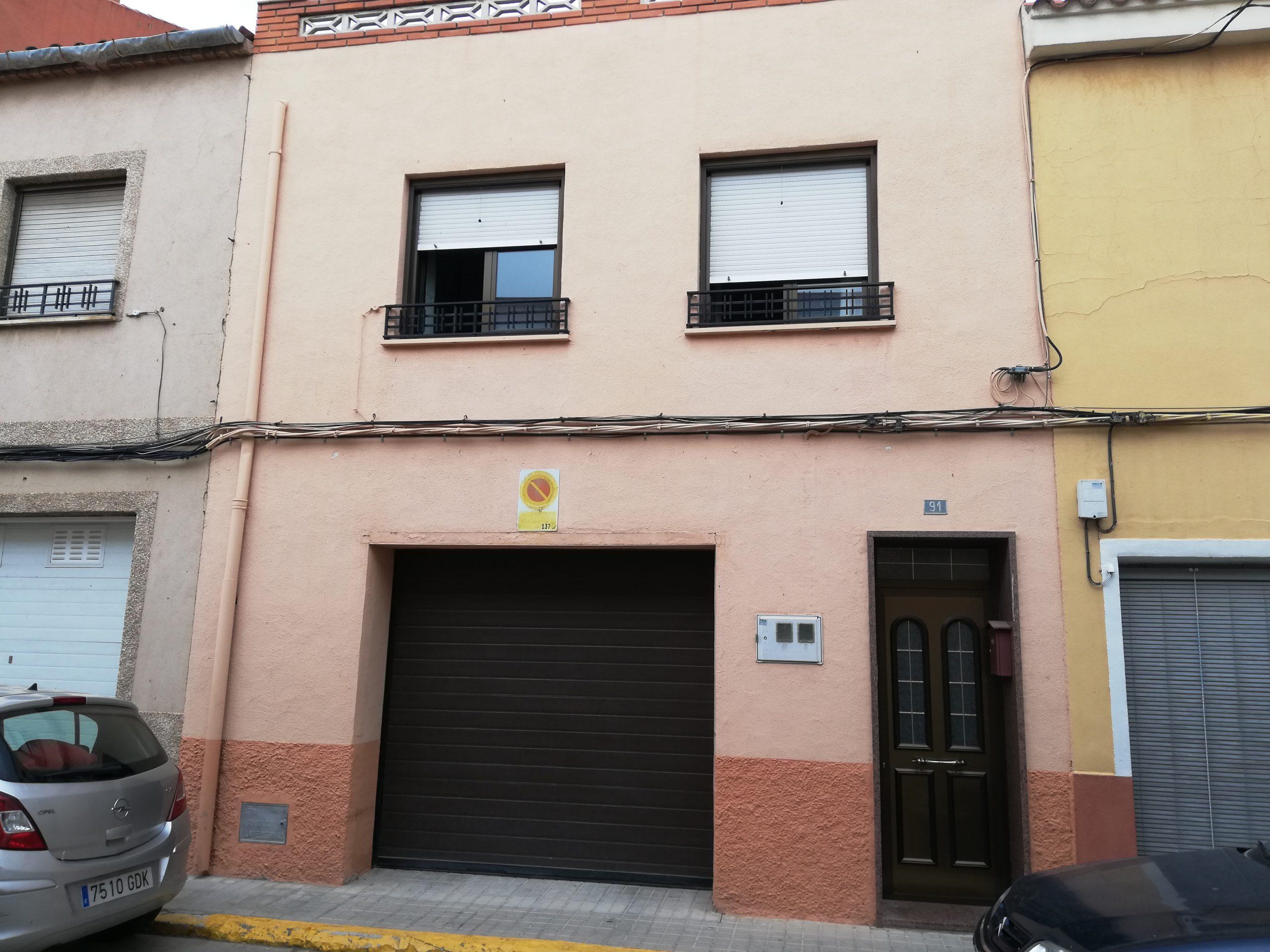 Casa en calle Santa Lucía